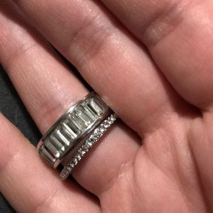Chloe and Isabel Stacking rings